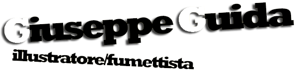 Giuseppe Guida - Fumettista e Illustratore